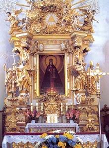 Bazylika ołtarz główny